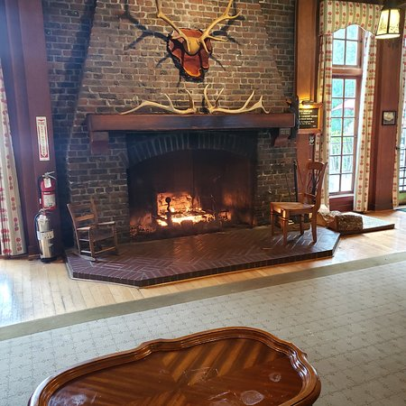 Lake Quinault Lodge, quiet and relaxing