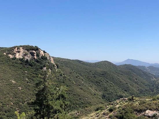 Mount Laguna, CA: Laguna Mountain Recreation Area