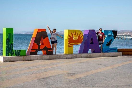 Day Trip to La Paz & Balandra Beach...