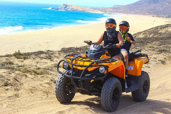 Cabo San Lucas - Beach and Desert 4x4...