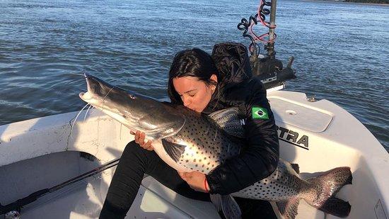 Ita Ibate, Argentina: Pesca de invierno.💯✅