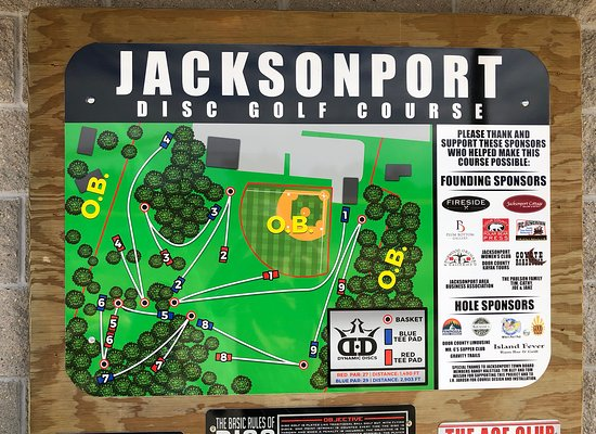 Jacksonport Disc Golf