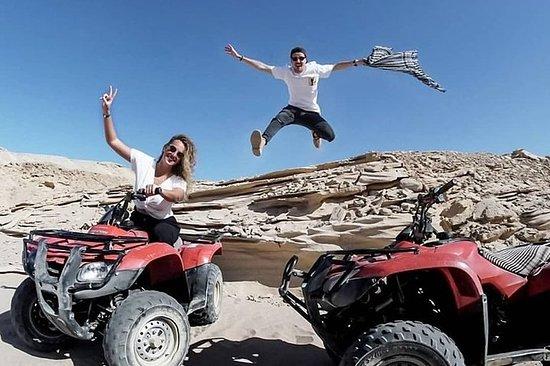 Desert Safari Trip by Quad Bike – fénykép