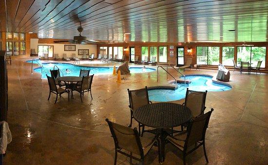 Landmark Resort - Egg Harbor, Wisconsin -Indoor Pool