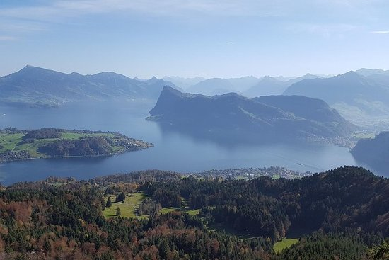 Lake Luzern pick and mix Tour - Burgenstock, Rigi Seebodenalp and...