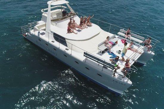 Excursión en catamarán para grupos...