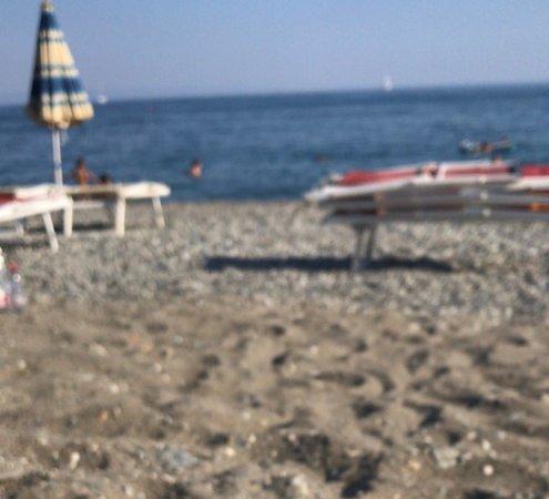 Solaro Beach spiaggia libera attrezzata