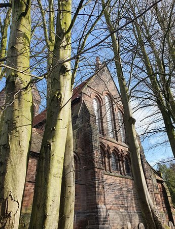St Chad's Church and grounds