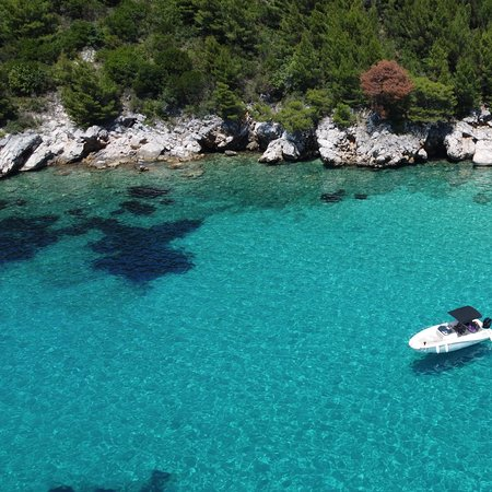 Elafiti Islands, Hrvatska: Hidden bays Elaphiti islands