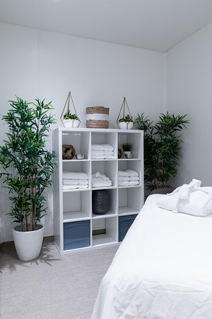 Our Massage rooms are tranquil so our guests can embark on a blissful relaxation journey