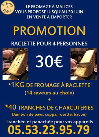Bouniagues, France: PROMO!