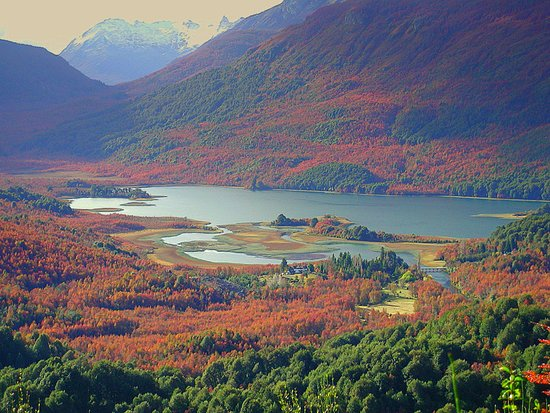 Nahuel Huapi National Park, Argentina: Fall Colors