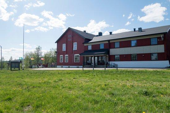 Ostby, Norwegia: Utsiden av restaurant