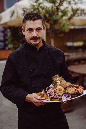 Exkluzív Chefünk, Vida Károly Gábor.
