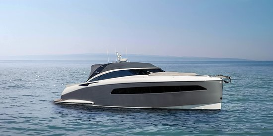 Luxury MONACO day charter Brand new yachts Sichterman 15m for 8 guests + skipper Seakeeper stabilization system  Full aluminium structure  Chic and modern interior  Spacious sunbeds  Seabob & Paddle board