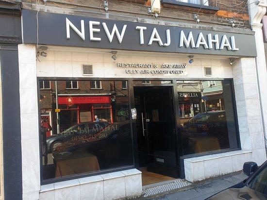הרפנדן, UK: Taj mahal 