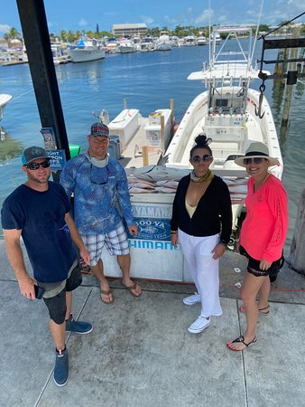 Had an amazing Charter with Captain Lane in June 2020. He knew exactly where to go, how to get us on the fish right away and was great from start to finish. We had fun and brought back some grouper and a nice 35lb+ Cobia!