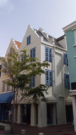 Willemstad, Curazao: Interesting Dutch Caribbean architecture