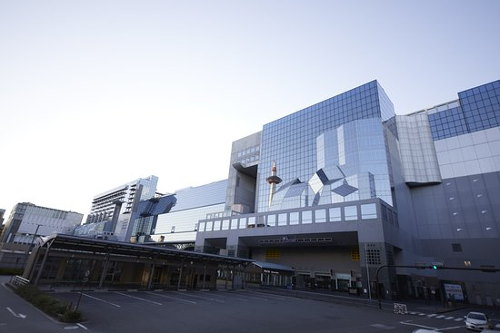 ‪Kyoto Station Building‬