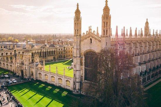 Oxford & Cambridge Full Day Private Tour