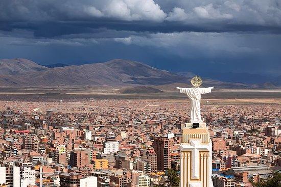 Tour romantique à Oruro