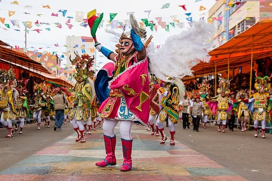 Visite à pied du meilleur d'Oruro