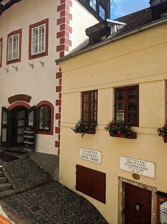 Pension U Zamku Zamecke schody c. 9, Český Krumlov, Česká republika