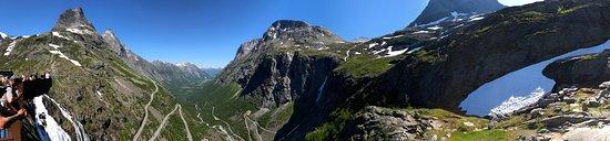 Innfjorden, Norveška: Trollstigen
