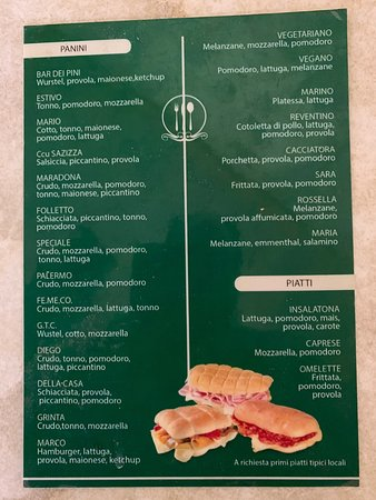 Soveria Mannelli, Italia: Bar dei Pini