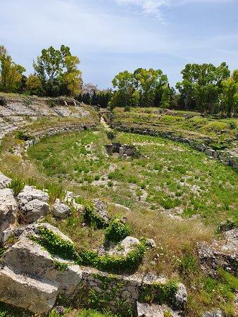 Entrance ticket: Parco Archeologico della Neapolis - Picture No. 59 - By israroz - (June 2019)