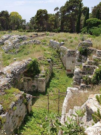 Entrance ticket: Parco Archeologico della Neapolis - Picture No. 60 - By israroz - (June 2019)
