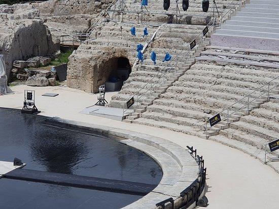 Entrance ticket: Parco Archeologico della Neapolis - Picture No. 61 - By israroz - (June 2019)