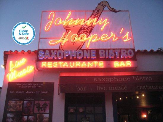 imagem Johnny Hooper's Saxophone Bistro em Albufeira