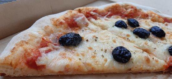 Des pizzas à tomber par terre comme D'habitude !