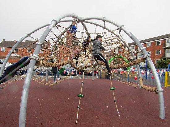 New Street Play Area