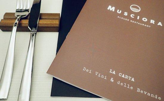 il menu'