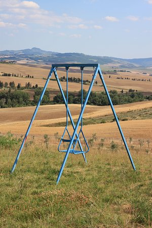 Val d'Orcia playground