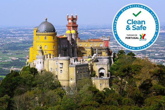 Full-Day Sintra Palaces Små Grupp Tour ...