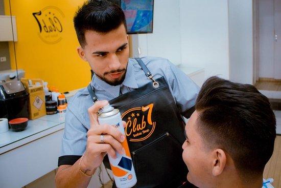 Club7 barber shop