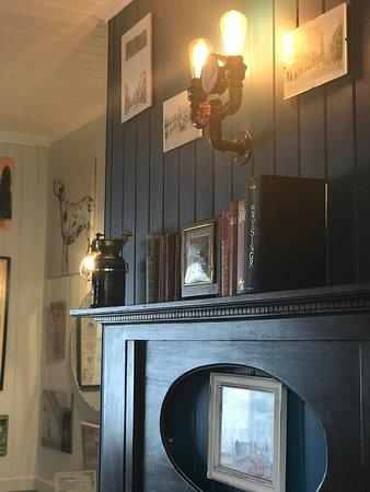 relaxed atmosphere – The Corner House, Berwick upon Tweed fényképe - Tripadvisor