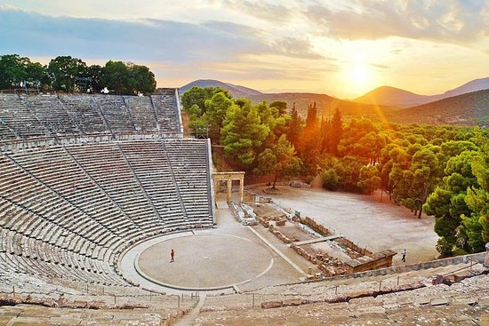 Mercedes Luxury Private Tour Mycenae...
