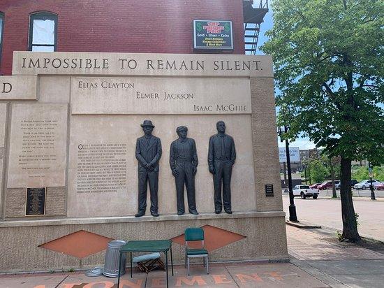 Clayton, Jackson, Mcghie Memorial