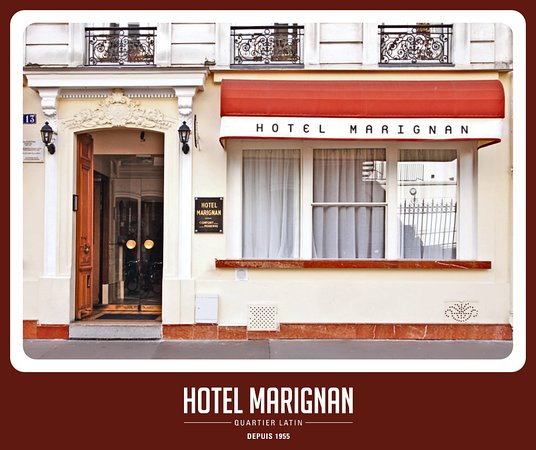 Hotel Marignan, hoteles en París
