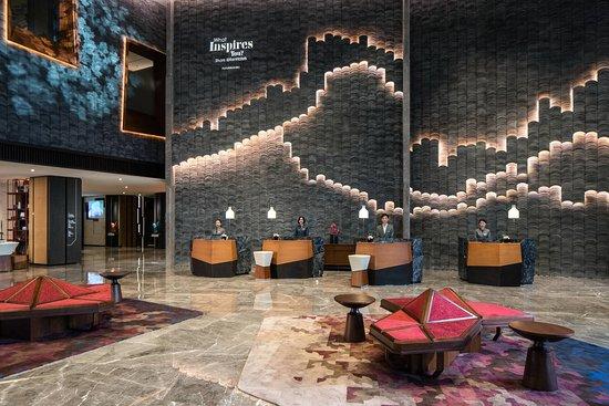 西安万丽酒店