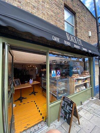 Best coffee in Greenwich!
