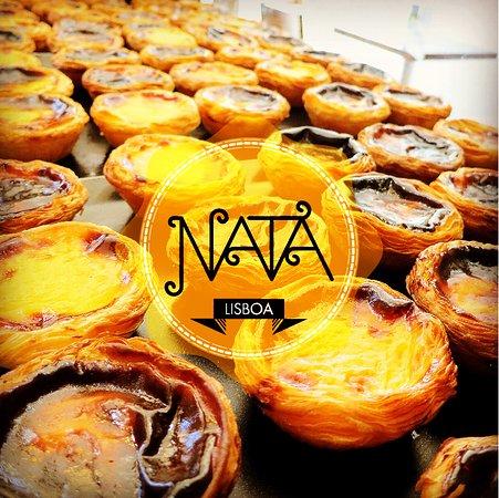 Pastéis de Nata a saborear !