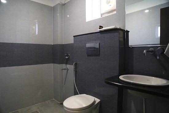 Deluxe Room – Foto de Hotel Sharon Residency, Rewa - Tripadvisor