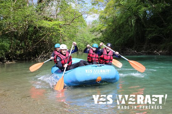 YES WE RAFT