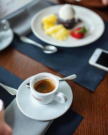 Włoska kawa i deser!