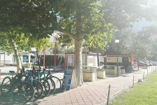 Rent a Bike & E-Bike Momentum Makarska